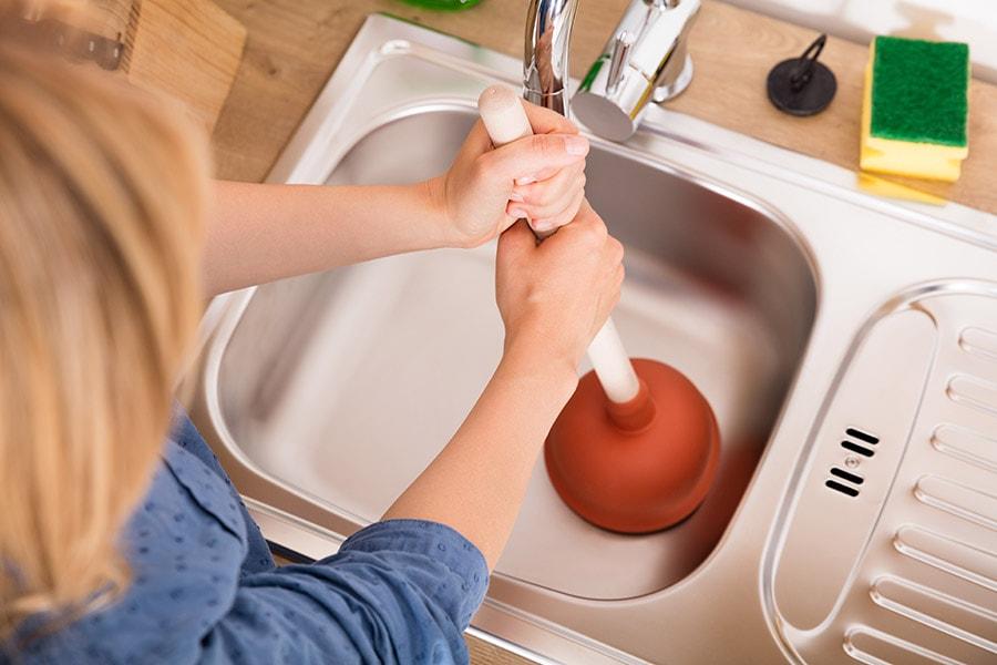 Eviter les problèmes d'évier bouché ?
